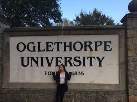 What Oglethorpe University Means to Me...