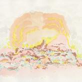 Sunset on Pink Mountains