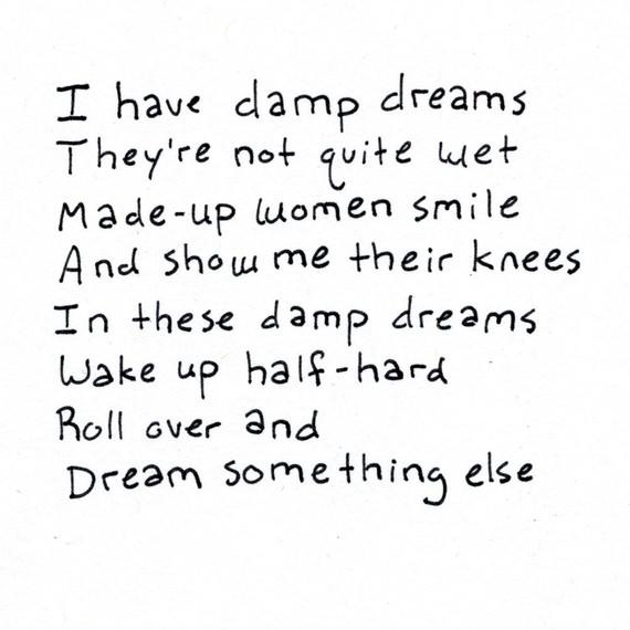 Damp Dreams
