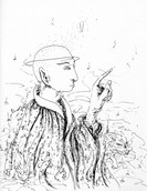 Pointy-eared Monk