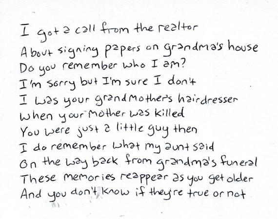 Grandma's Hairdresser