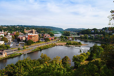 Easton_DowntownView_DiscoverLehighValley