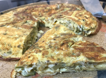 Everything But The…. Frittata