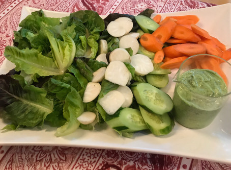 Green Goddess Dressing