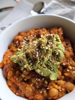 Recipe: Hearty bean soup