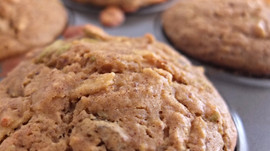 Recipe: Apple and Cinnamon muffins