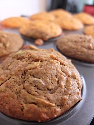 Recipe: Apple and Cinnamon muffins