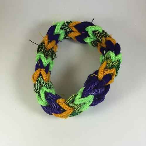 Finger Weaving, Kit for 15