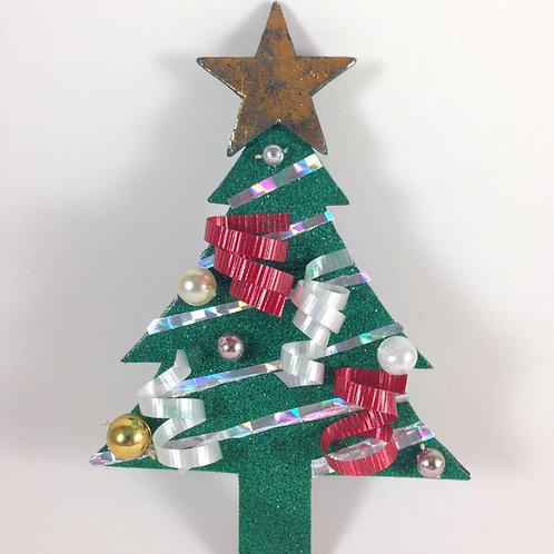 Gold Star Tree, Kit for 35