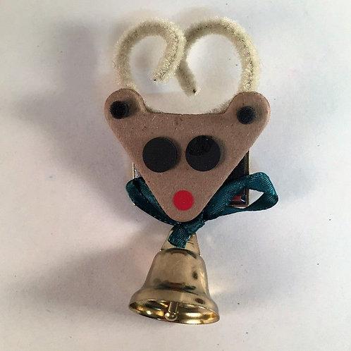 Reindeer Pin, Individual Kit