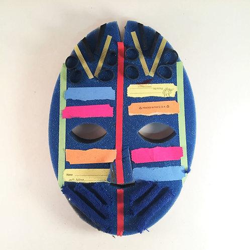 African Mask, Individual Kit