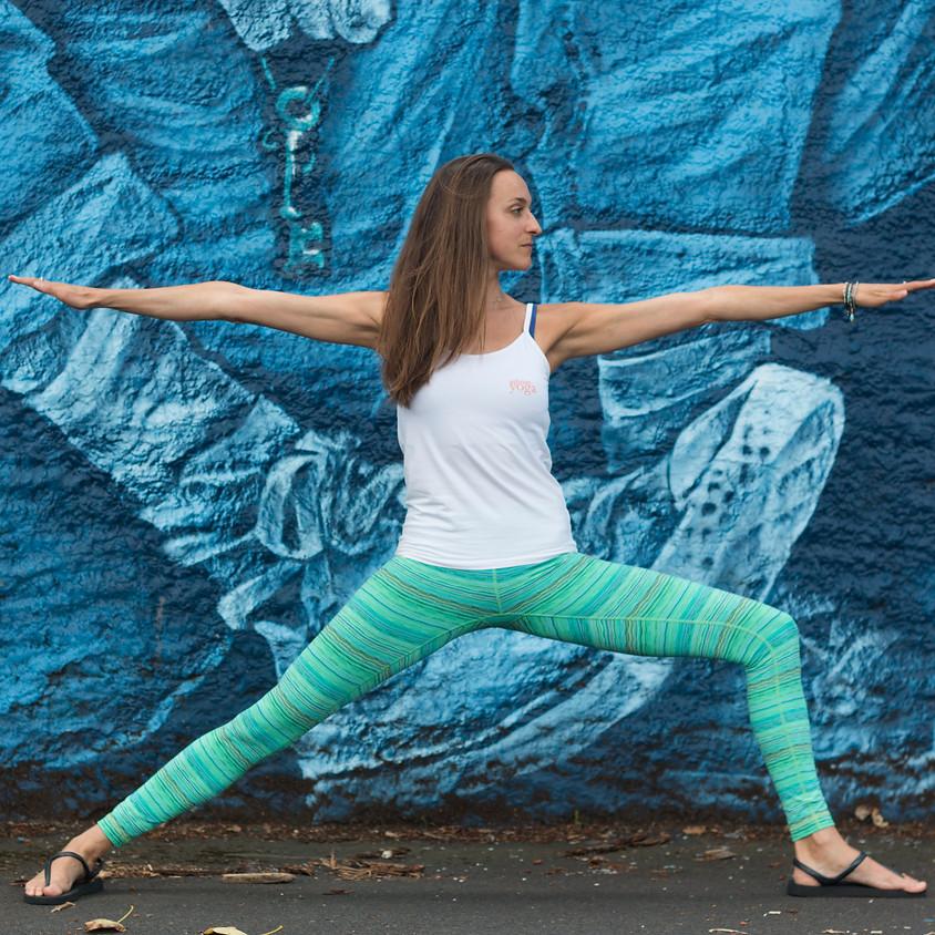 Level 1 Part-Time Yoga Teacher Training Course (200hr)