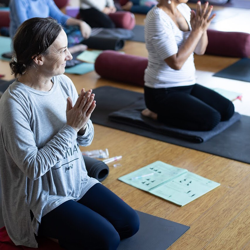 Graduate Booster Day: Workshop Your Yoga