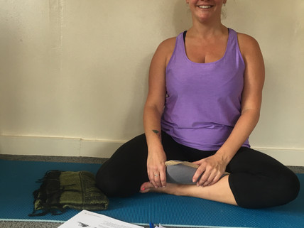 Autoimmune Awareness: How Yoga Can Be a Great Ally to Find Empowerment - Amy's inspiring story