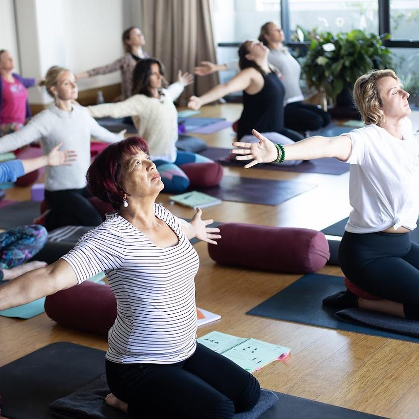 Yoga Teacher Training Taster