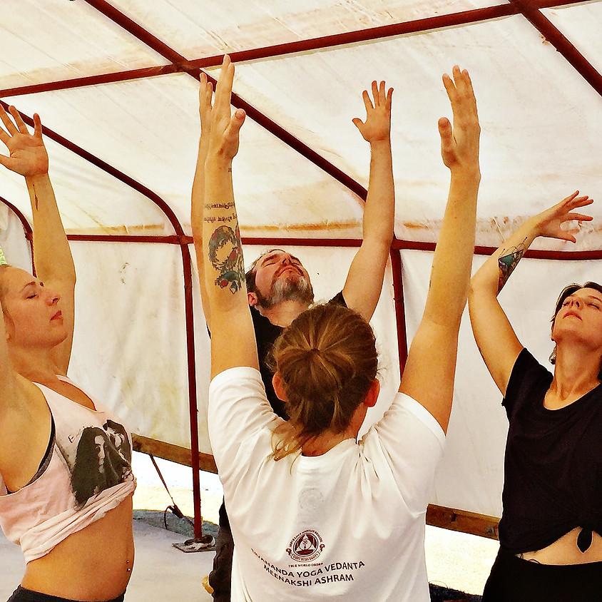 Surya Namaskara – Strengthen Vitality Workshop