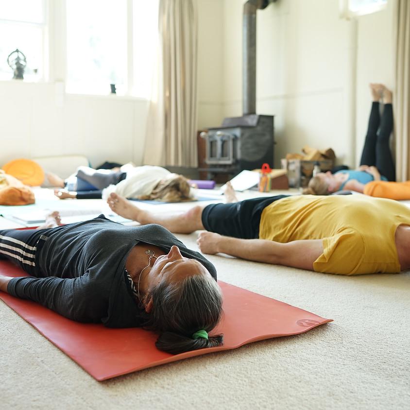 Yoga Nidra Level 3 Teacher Training
