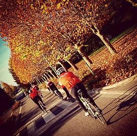 Sortie Vélo OTC45