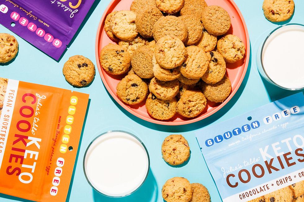 Julia's Table Keto Gluten-free Cookies