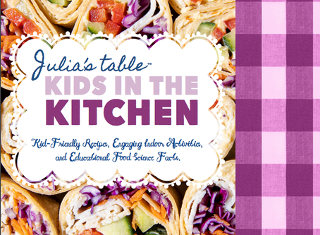 Julia's table KIDS IN THE KITCHEN ebook