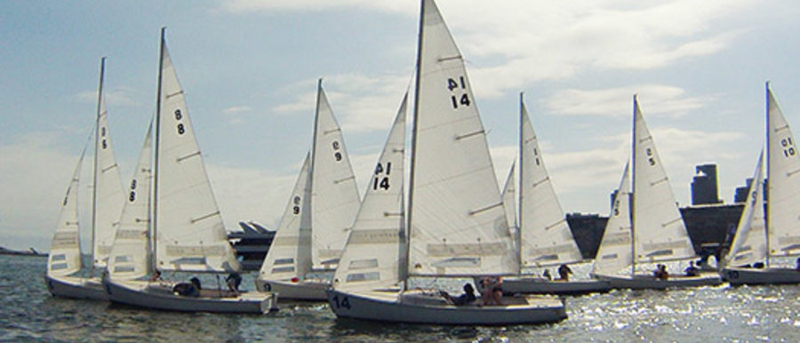 Learn To Sail In Boston Harbor With Courageous Sailing