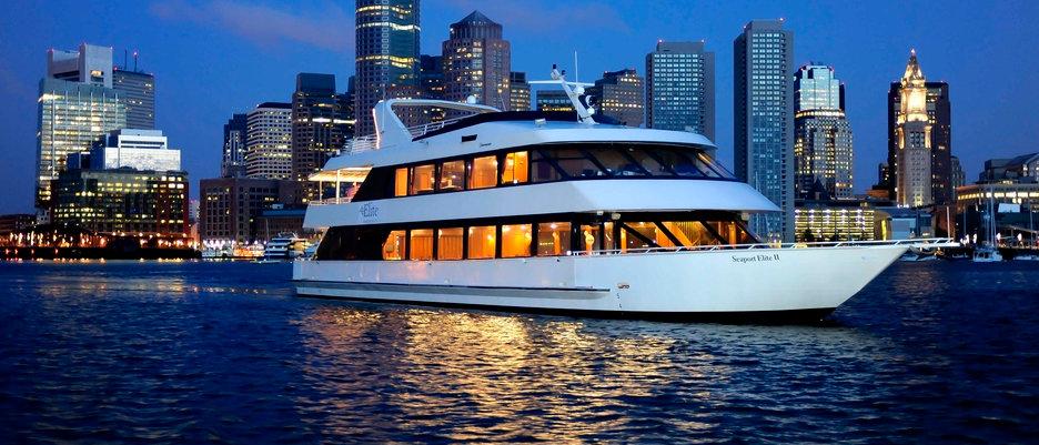 Boston - Entertainment Cruises | Seaport District