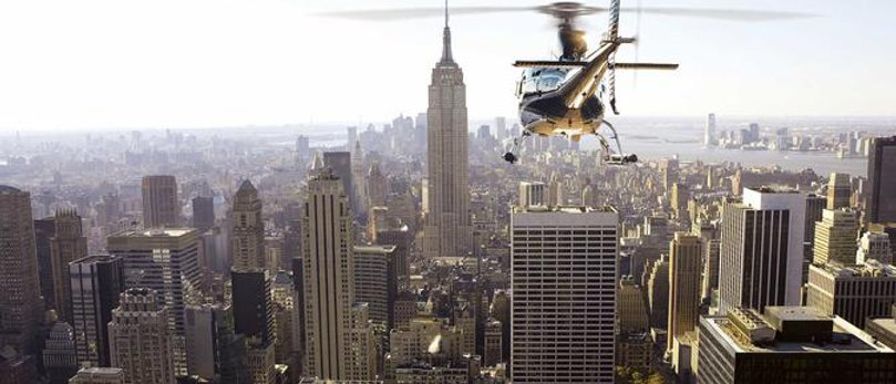 Helicopter Sightseeing Experience With Champagne Toast