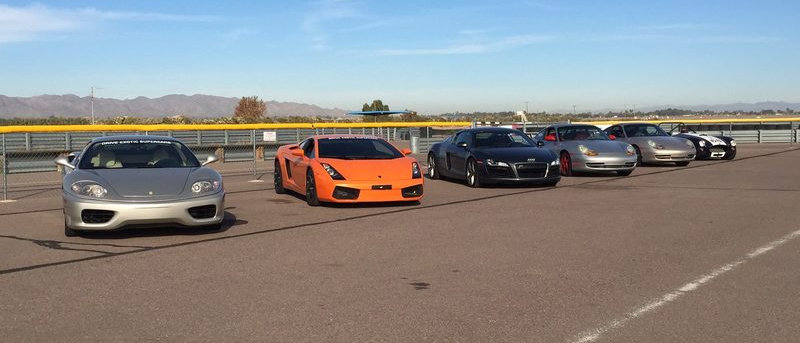 Drive Your Dream Car At Racing Adventures