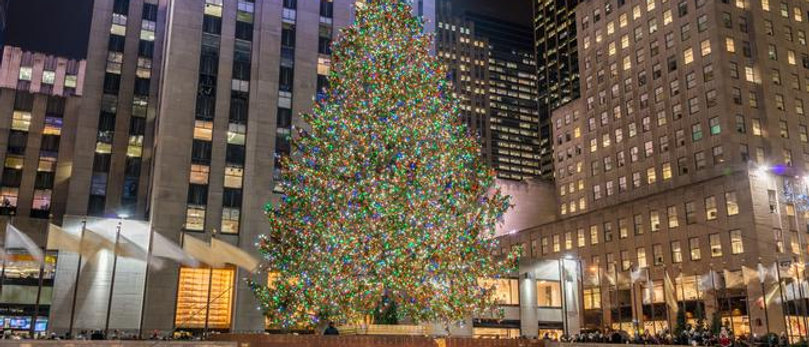 Rockefeller Holiday Tree Lighting Gala Private Outdoor Viewing Area