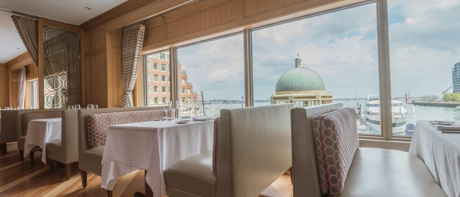 Meritage Restaurant + Wine Bar   Waterfront