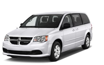 Mini Van - 1 / 6 Passengers