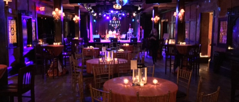 Private Cocktail Reception With Band At House of Blues' Parish Room