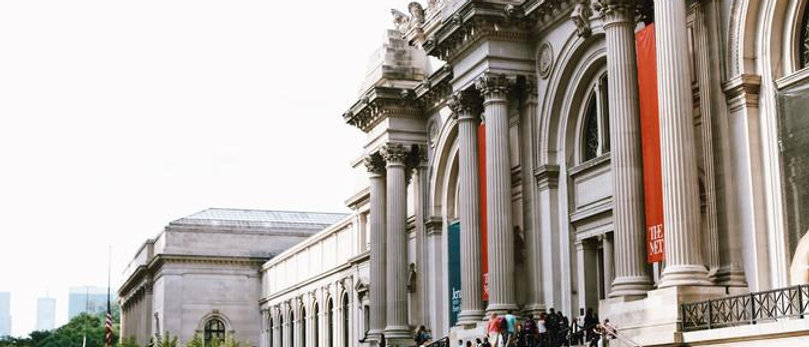 Central Park And The Metropolitan Museum of Art