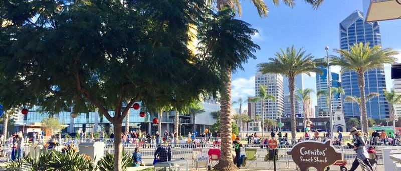 Outdoor Waterfront With Live Music