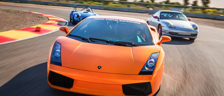 Drive Your Dream Car And Capture It On Video At Racing Adventures