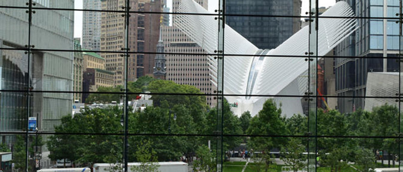 Financial District, WTC and Battery Park Walking Tour