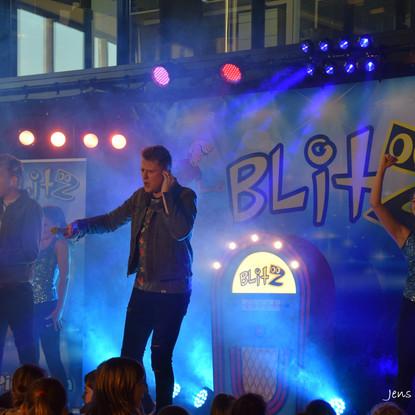 BlitZ show muziek