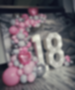 18th-birthday-balloon-demi-arch-pink-gre