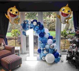balloon garland with light up number blue baby shark.jpg