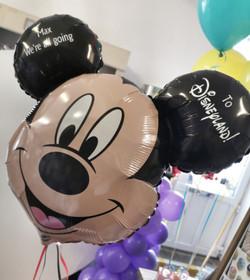 mickey mouse helium disneyland disneywor