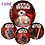 Thumbnail: Star Wars:The Force Awakens Orbz Balloon Helium 4 Sided - BB8, Chewbacca & more