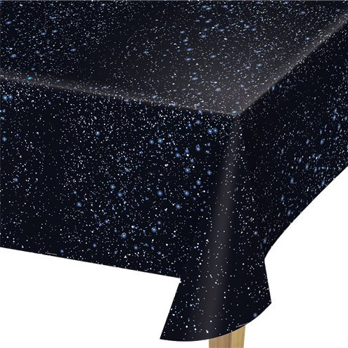 Space Galaxy Tablecover / tablecloth. 1.37m x 2.74m