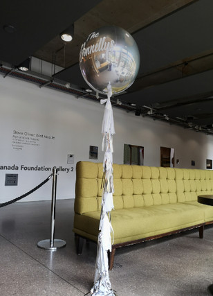 giant personalised orbz balloon helium t