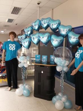 coop mossley bubble balloons