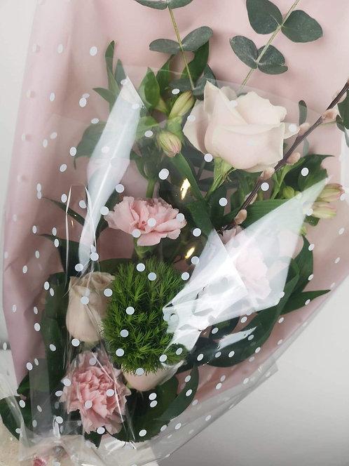 Florist's Choice Front Facing Presentation Bouquet