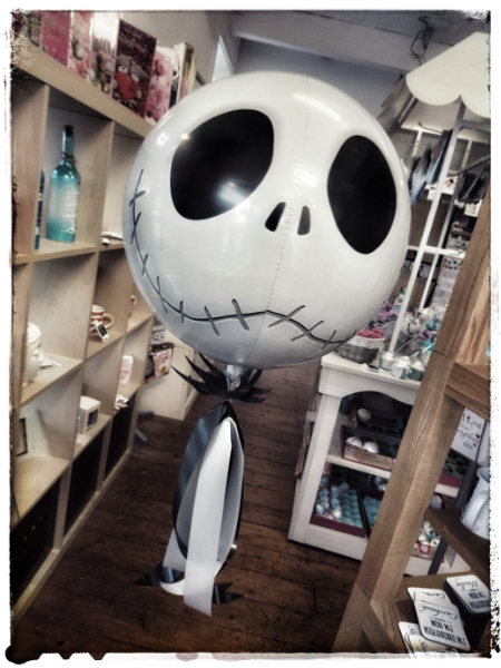 jack skellington nightmare before christ