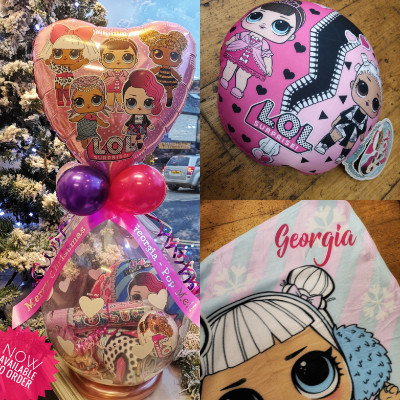 LOL dolls gift pop surprise personalised