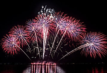 Monte Carlo fireworks luxury travel experience