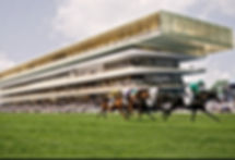 Longchamps hippodrome racecourse