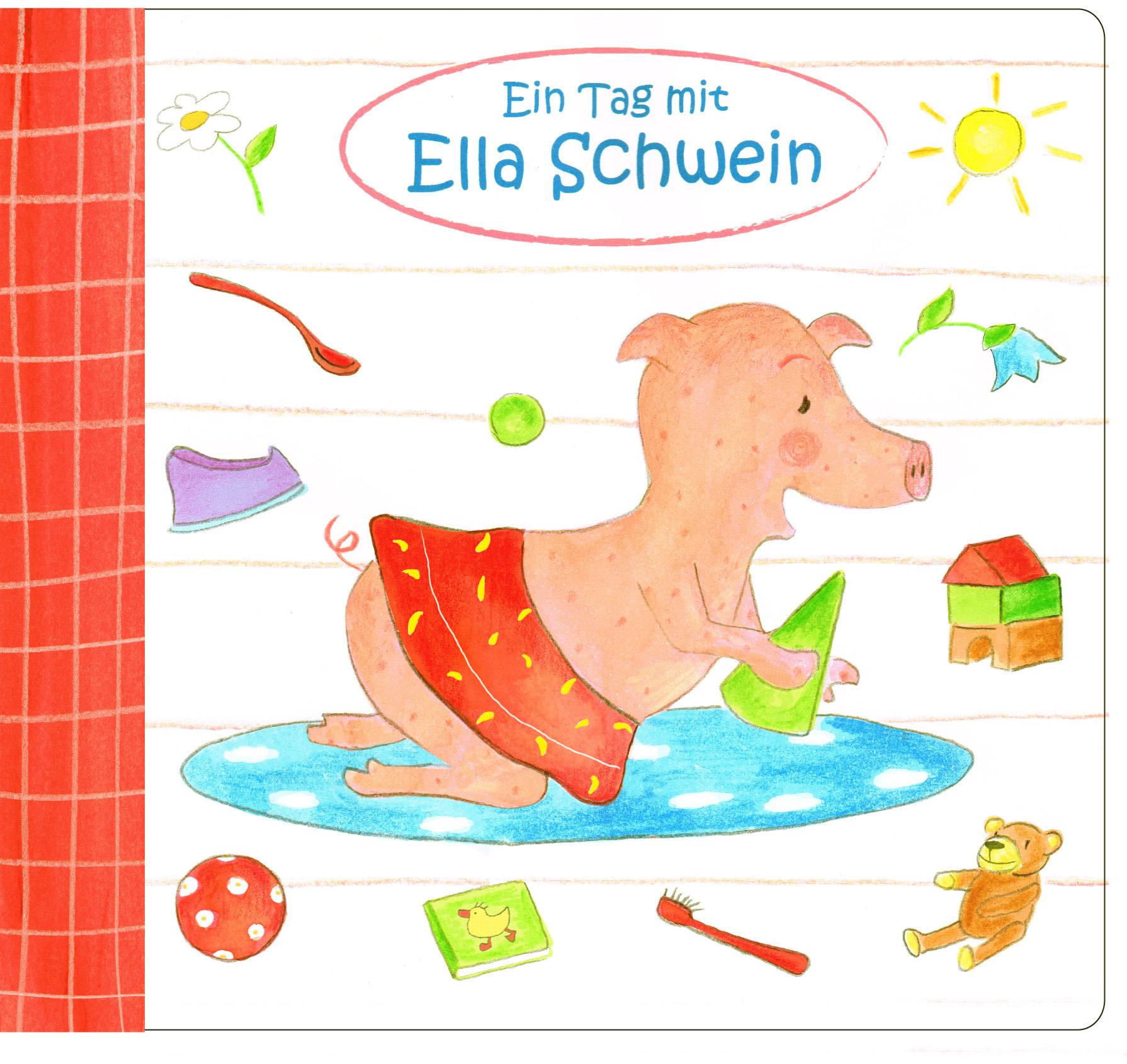 Ein Tag mit Ella Schwein